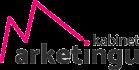 Logo kabinetu marketingu, organizátora KEMPu.